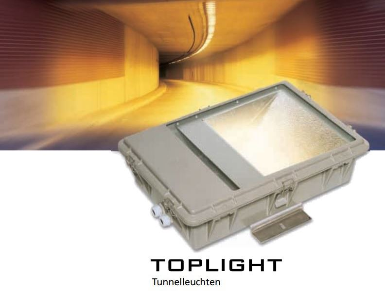 Toplight Tunnel Lighting